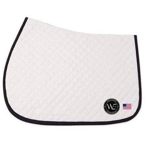 WE Saddle Pad