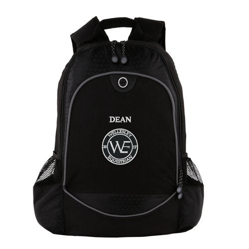 WE Monogrammed Light Weight Backpack