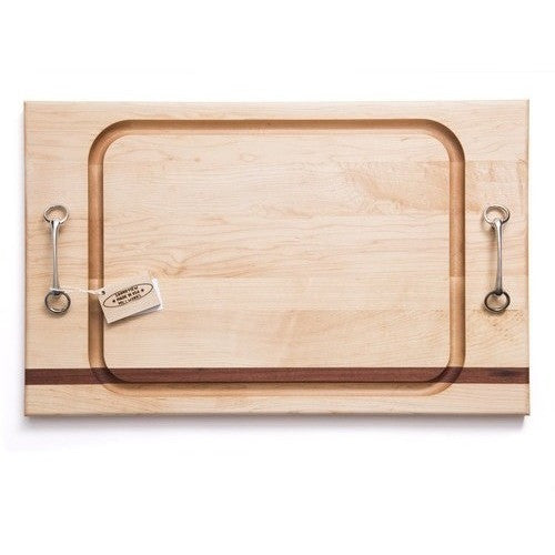 Equestrian Bit Steak Board