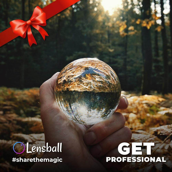 Get Professional - lensball