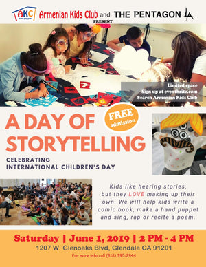 A Day of Storytelling