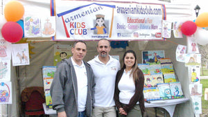 Armenian Kids Club attends Artsakh IS Armenia Festival at Verdugo Park - Armenian Kids Club