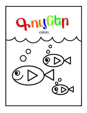Colors & Shapes - Armenian Kids Club