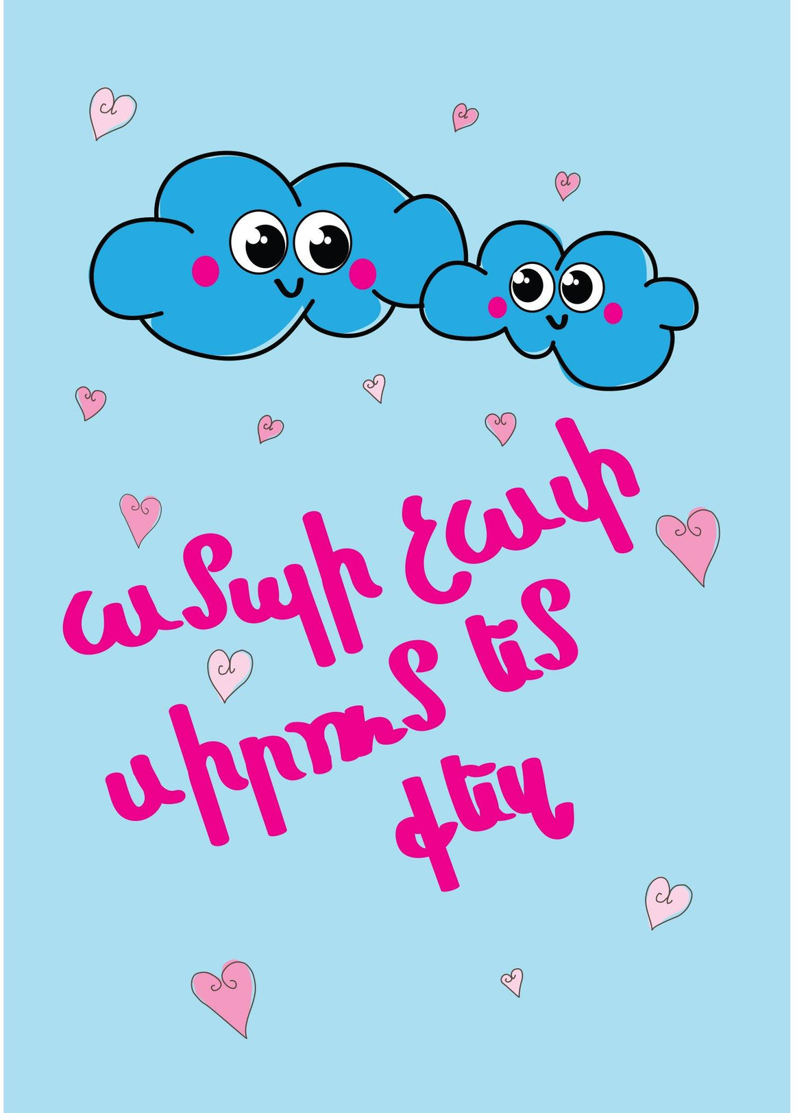 Valentine's Greeting Card - Armenian Kids Club