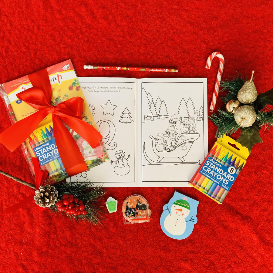 New Years Goodybag - Armenian Kids Club