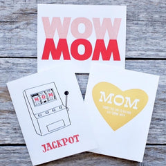 Mother's Day Drinking Greeting Card
