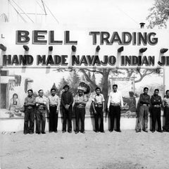 Bell Trading Post 1940's New Mexico