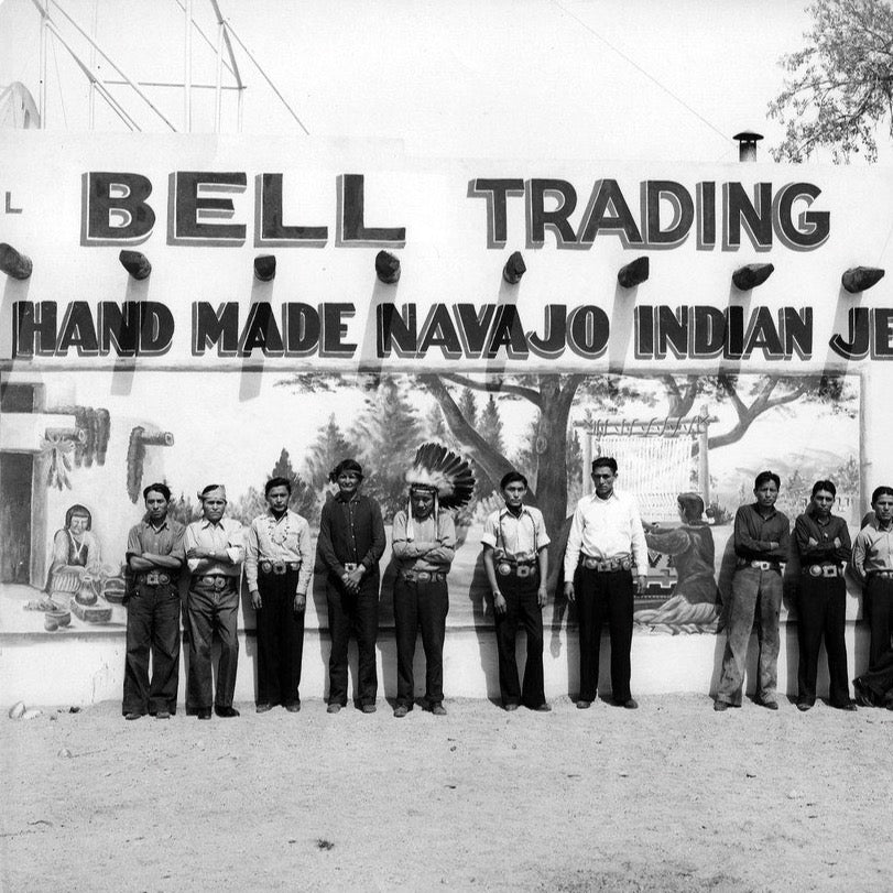 Bell Trading Post Silversmiths New Mexico