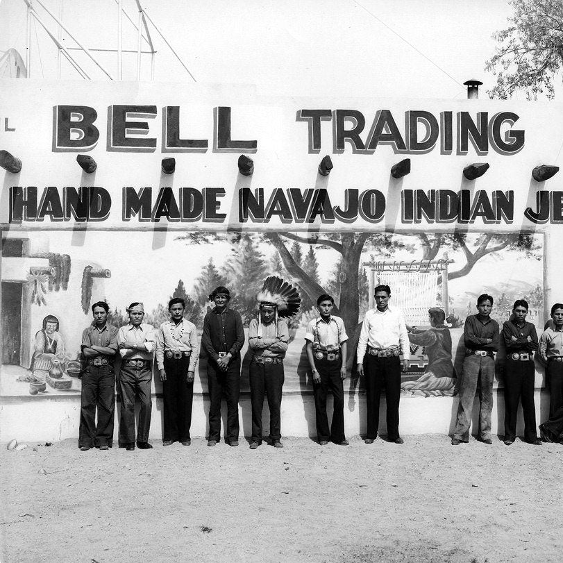 Bell Trading Post Navajo Jewelry