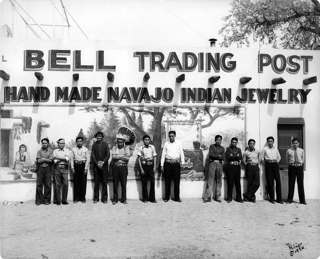 Bell Trading Post Albuquerque New Mexico