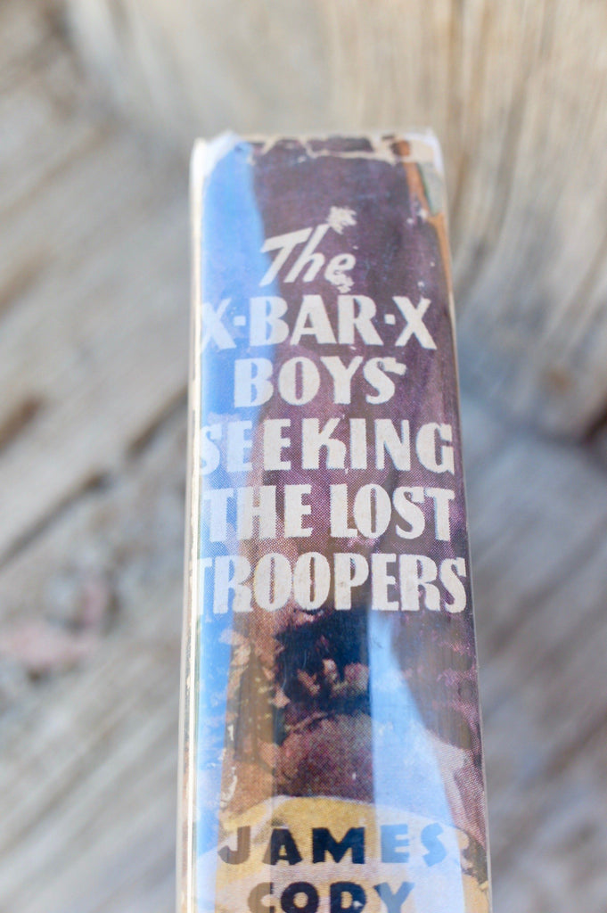 X-Bar-X Boys SEEKING THE LOST TROOPERS