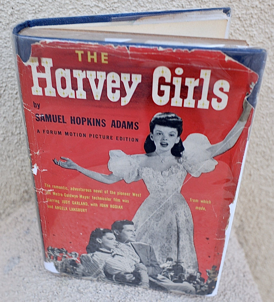 1945 Harvey Girls Book 2nd Printing