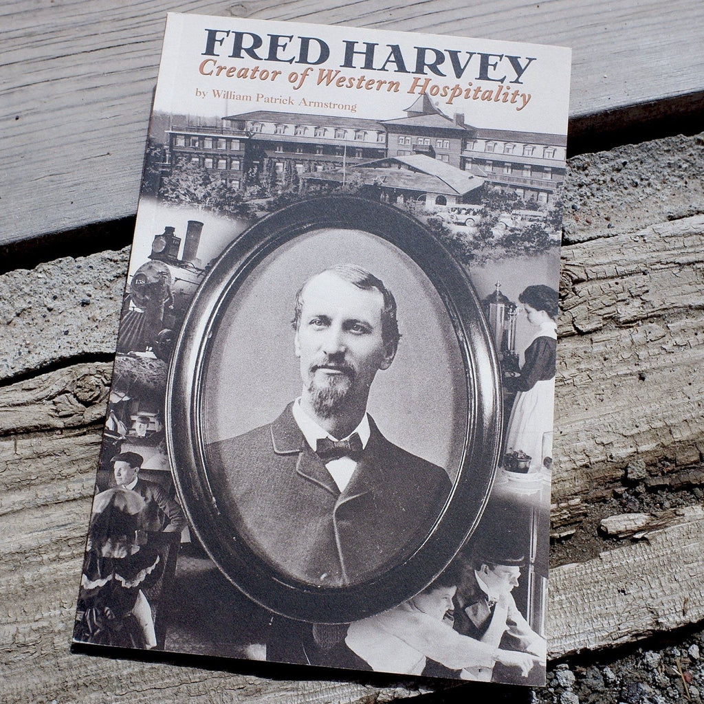 Fred Harvey Biography Book