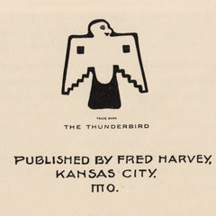 Fred Harvey Company Thunderbird Book Imprint