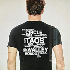 Enchanted Circle New Mexico T-Shirt