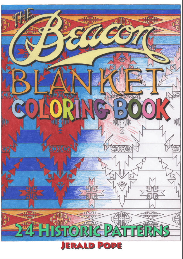 Beacon Blanket coloring book