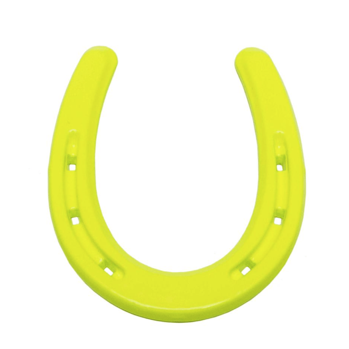 Lucky Yellow Horseshoe Western Decor