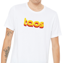 TAOS New Mexico Triblend Tee
