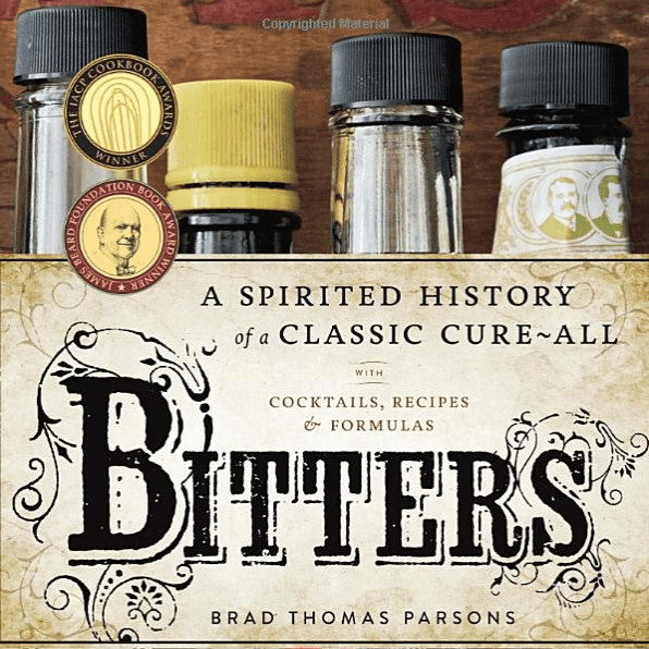 Cocktail Bitters History Book