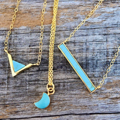 Southwest Turquoise Necklaces