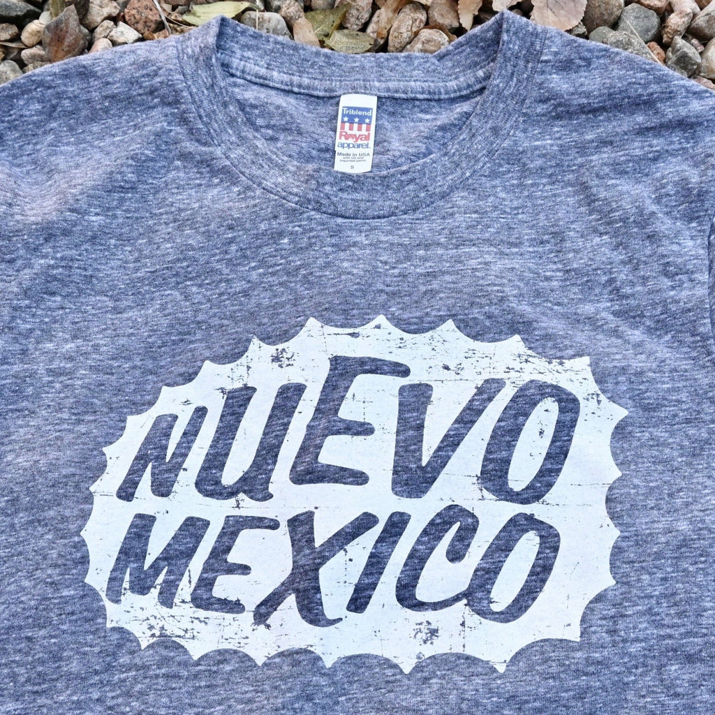 New Mexico T-Shirt Unisex Triblend