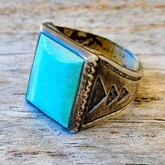 Bell Trading Post Mens Vintage Ring