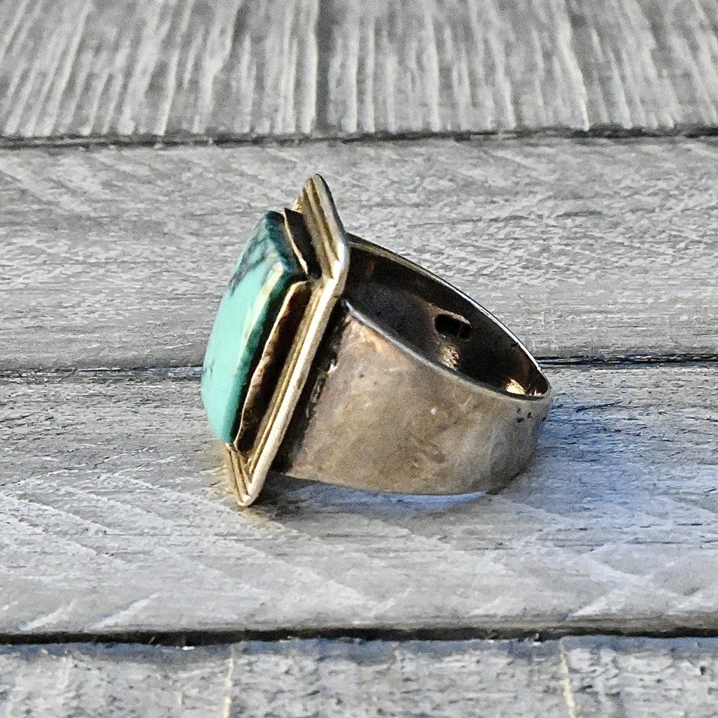 Art Deco Style Vintage Ring