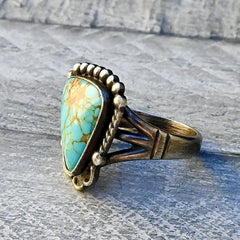 Skip Maisel's Trading Post Ring 1940's