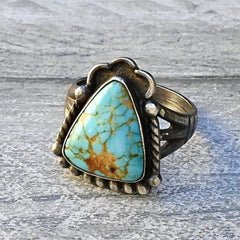 Maisels Indian Trading Post Ring Size 7.75