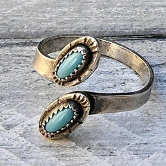 Maisel's Indian Trading Post Turquoise Ring