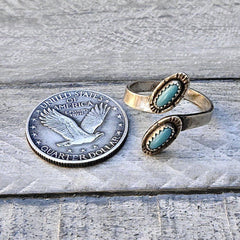 Maisel's Trading Post Wrap Ring