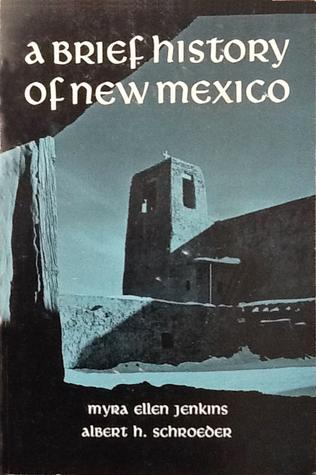 A Brief History of New Mexico Book