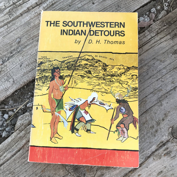 Southwestern Indian Detours Book Fred Harvey Diane Thomas