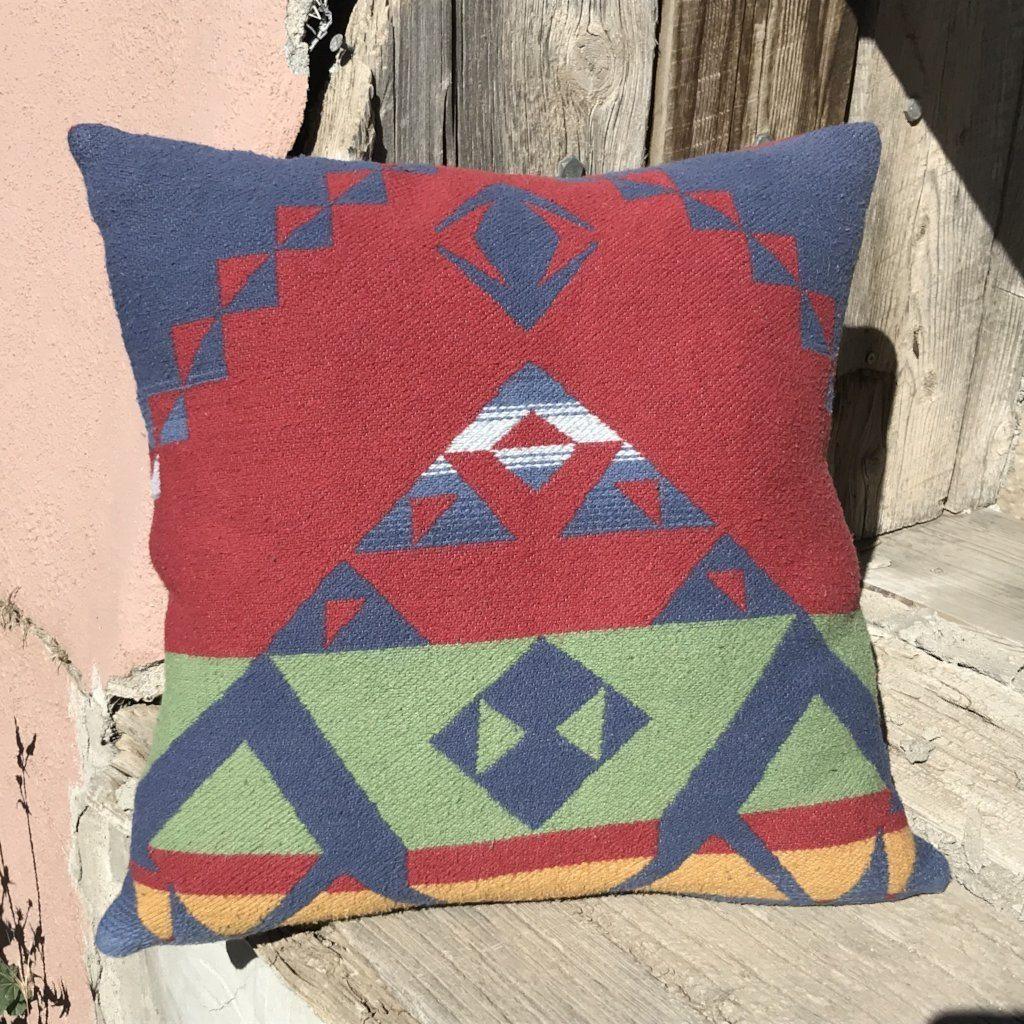 Beacon blanket pillow