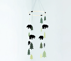 Mobile - Bear and Tree