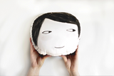 Pillow - Boy's Face