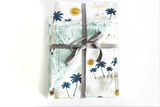 Baby Blanket - Palm Tree Print