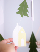 Nursery Mobile - Scandinavian House