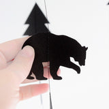 Bear and Tree Mobile