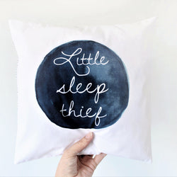 Little Sleep Thief Pillowcase/Cushion Cover