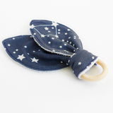 Constellation maple ring teether