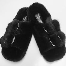 Women's Genuine Mink Shoes