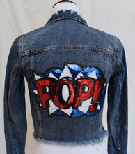 "Denim ""POP"" Jacket"