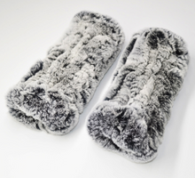 Rex Rabbit Fingerless Gloves