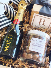 Champagne and Sweets (Black Details)
