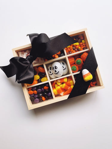 Halloween Candy Sampler
