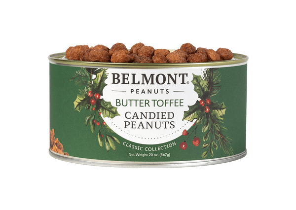 Butter Toffee Candied Peanuts