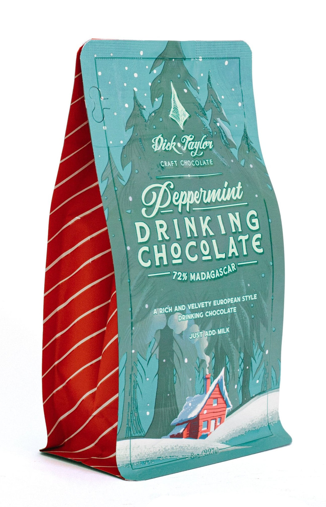 Dick Taylor Peppermint Hot Chocolate