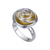 Single Rose Bud Ring