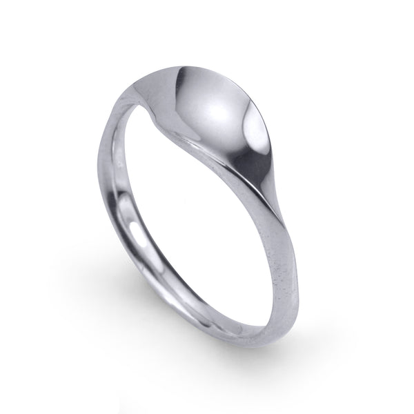 Wave Ring Plain